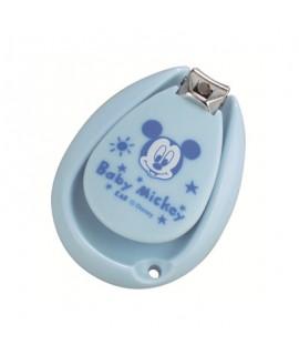 KAI貝印 米奇嬰兒專用指甲鉗(連蓋)