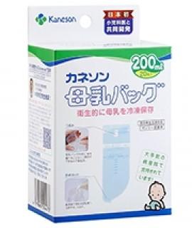 KANESON 母乳儲奶袋 200ml (20個裝)