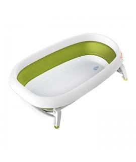 KARIBU Mega 折疊式浴盆 (防霉功能)+浴網 - 綠色