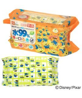 LEC 三眼仔 99%水份嬰兒手、口專用濕紙巾 60片 X 3包