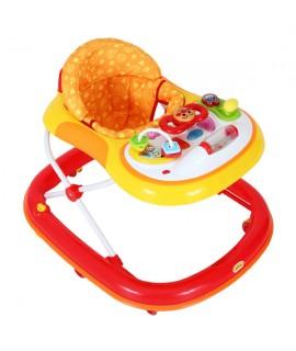 M&M 麵包超人學行坐椅