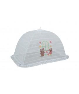 M & M 熊仔嬰兒防蚊紗網 size:70x120x81cm