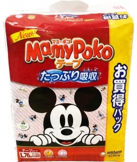 MAMY POKO 米奇紙尿片 L 大碼76片(9-14kg)