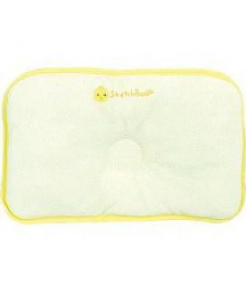 西川嬰兒頭枕(大) - 黃色(1-2歲適用)