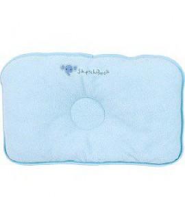 西川嬰兒頭枕(大) - 藍色(1-2歲適用)