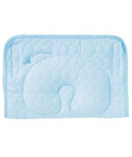 NISHIKAWA西川 授乳安睡枕(藍色) (0月以上適用)