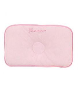 西川嬰兒頭枕(大) - 粉紅色 (1-2歲適用)