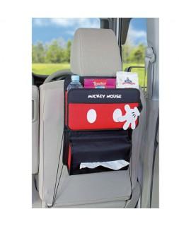 NAPOLEX 米奇汔車紙巾雜物掛袋