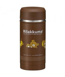 OSK 鬆弛熊 不鏽鋼雙重真空 冷/熱 保溫瓶 250ml