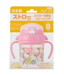 OSK Hello Kitty 飲管學習杯 200ml (8個月以上適用)