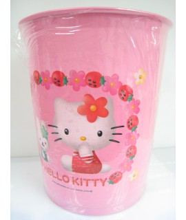 OSK Hello Kitty 垃圾筒(細)