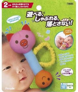 PEOPLE 小豬玩具