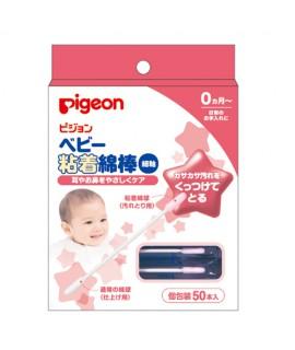 PIGEON 黏性棉花棒50支