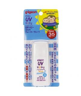 PIGEON 嬰兒防水防曬液 SPF35 PA+++ 30g