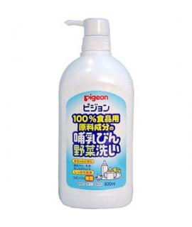 PIGEON 奶瓶蔬菜洗潔液 支裝 800ml