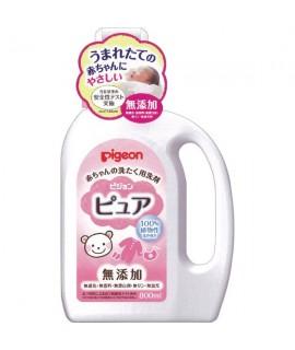 PIGEON 嬰兒專用濃縮洗衣液(無香) 支裝 800ml