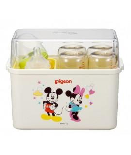 PIGEON 米奇米妮奶樽儲存箱