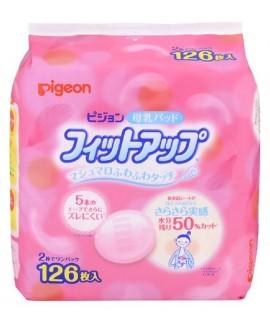 PIGEON 乳墊126片