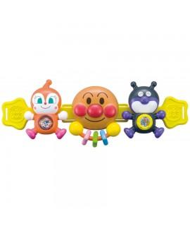 PINOCCHIO 麵包超人 嬰兒車掛飾及扶手玩具