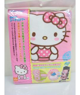 Hello Kitty 嬰兒車墊組合
