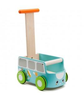 PLANTOYS 貨車學步車(藍色)