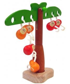 PLANTOYS 猴子平衡樹遊戲