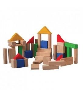 PLANTOYS 積木組合 (50塊)