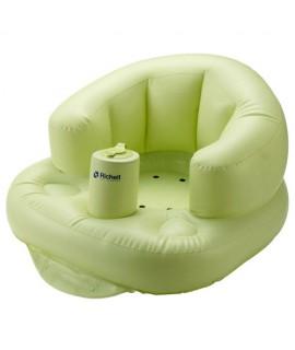 RICHELL 吹氣沖涼梳化 - 綠色