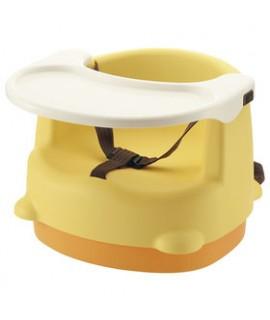 RICHELL 兩用餐桌椅 - 黃色