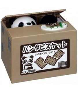 SHINE 熊貓偷錢存錢箱