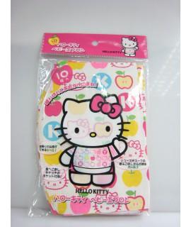 SHINSEI Hello Kitty即棄口水肩10片