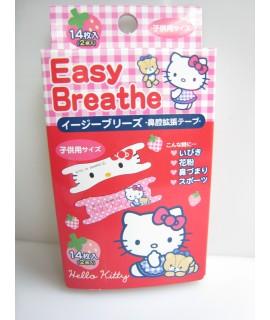 SANTAN Hello Kitty Easy Breathe小童鼻舒貼14張(5歲+小童適用)