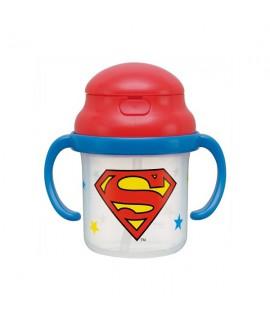 SKATER SUPERMAN 飲管學習杯 230ml