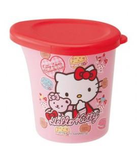 SKATER Hello Kitty 有蓋餵食杯 190ml (8個月以上適用)