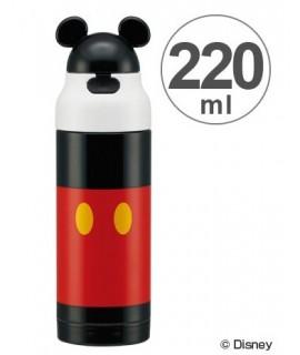 SKATER 吸管式不銹鋼保溫瓶 220ml