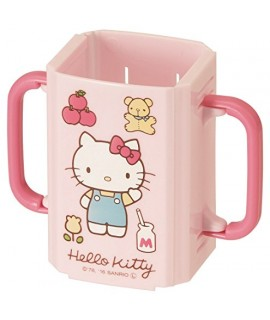 SKATER Hello Kitty 紙包飲品輔助器