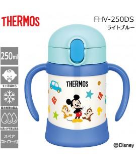 THERMOS米奇保溫保冷飲管杯 250ml