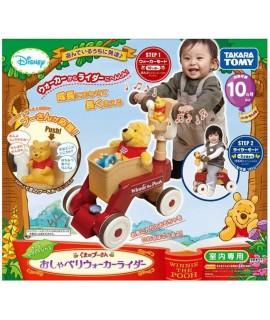 TAKARA 小熊維尼變形學行車
