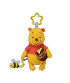 TAKARA BB吊飾玩具POOH