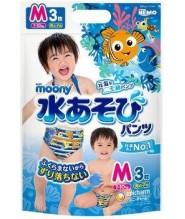BABY SWIMMING PANTS BOY SIZE M  3P(7-10kg)
