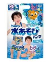 BABY SWIMMING PANTS BOY BIG 3P (12-17kg)