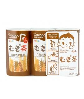 WAKODO 和光堂 嬰兒麥茶 125ML X 3支 #KK1