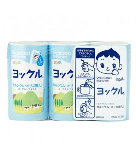 WAKODO 和光堂 嬰兒乳酪汁 125ml x 3支    #KK4