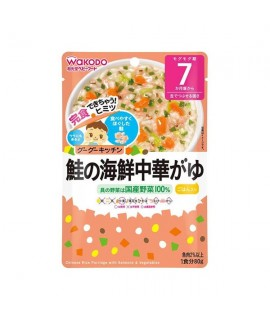 WAKODO 和光堂 中華鮭魚海鮮粥 IE308