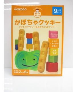 WAKODO 和光堂 嬰兒南瓜手指餅 2條x6包 T19