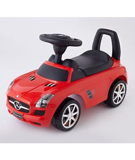 WORLD MERCEDES BENZ SLS AMG車仔 (紅色)