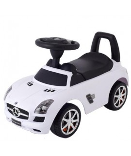 WORLD MERCEDES BENZ SLS AMG車仔 (白色)