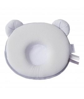 CANDIDE 透氣熊貓枕頭 - 灰色